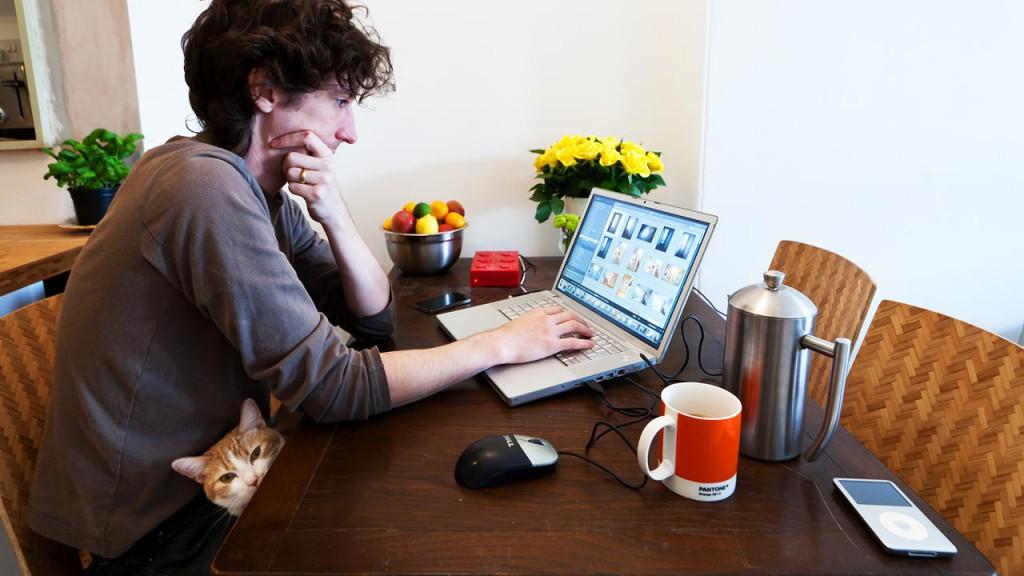 Perfil de um freelancer